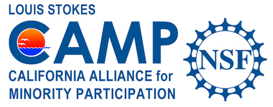 California Alliance for Minority Participation (CAMP) Logo