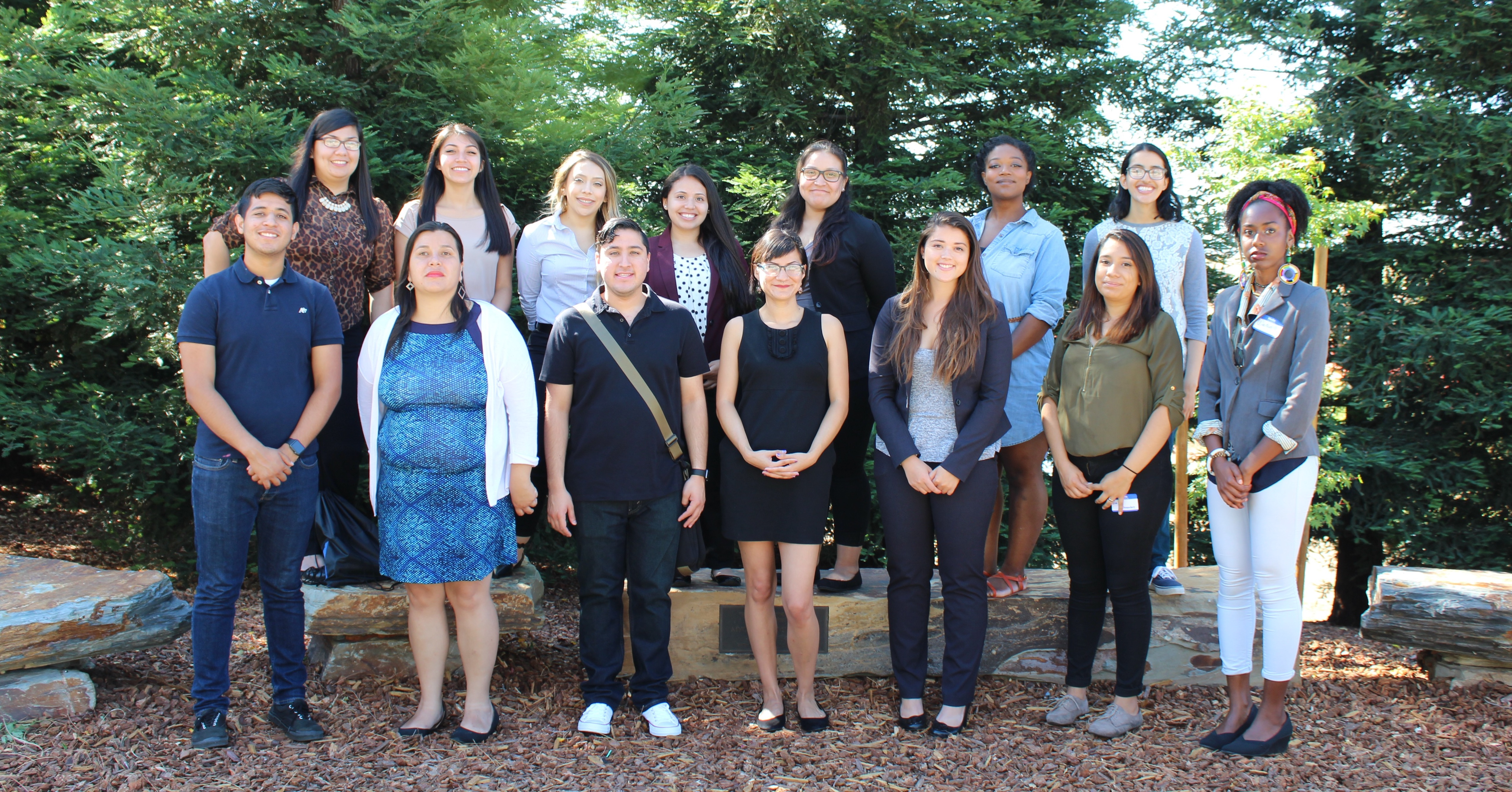 2017-2018 UROCH Cohort | Undergraduate Research Opportunities Center