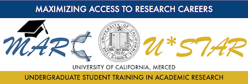 Maximizing Access to Research Careers - Undergraduate Student Training in Academic Research