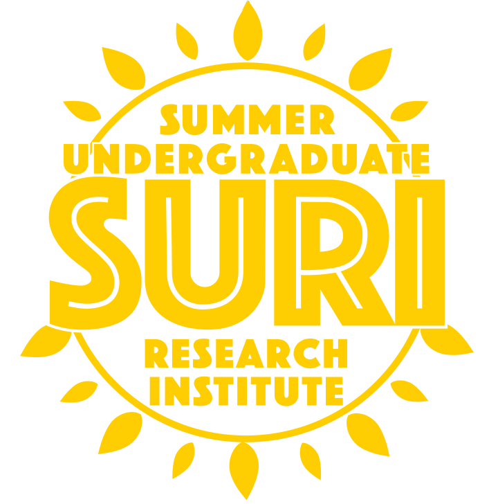 Summer Undergraduate Research Institute (SURI) Logo