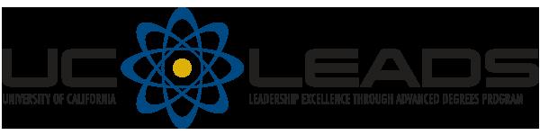 University of California Leadership Excellence Through Advanced Degrees Program (UC LEADS) Logo