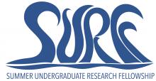 Summer Undergraduate Research Fellowship (SURF) Logo